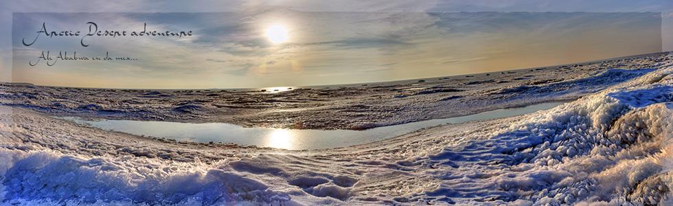Ali Ababwa - Arctic Desert adventure, [Progressive House, Dark Progressive]